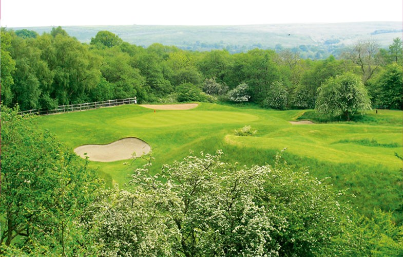 Win golf for four at Bellingham Golf Club