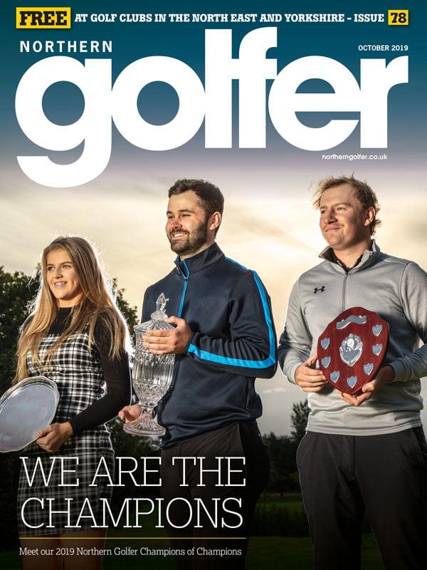 Golfer issue 74 - October 2019