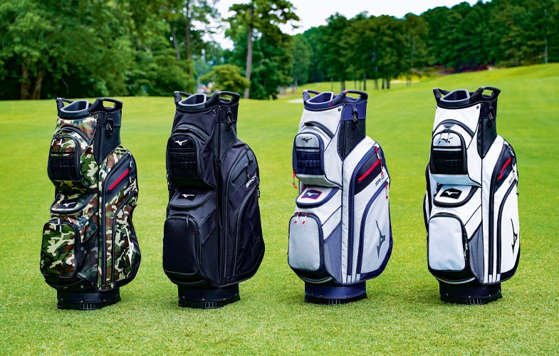Bags of features from Mizuno