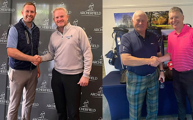 McDonnell, Ridley and Ferrie pick up pro am wins