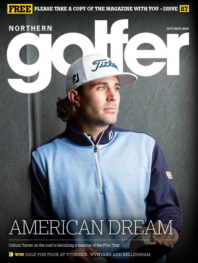 Golfer issue 87 - Oct/Nov 2021