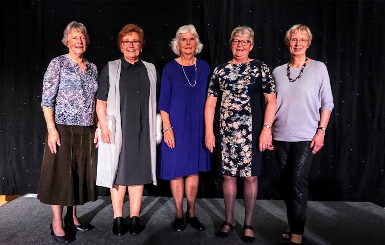 Northumberland Ladies County Golf Association celebrates centenary