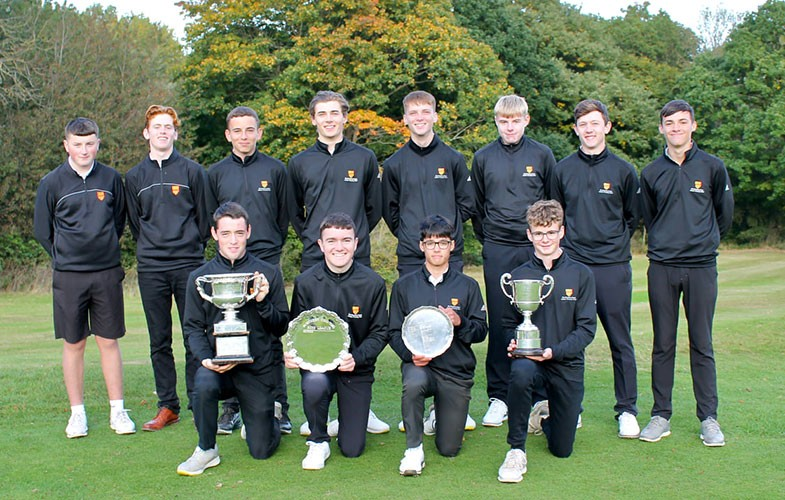 Northumberland Boys win northern league title