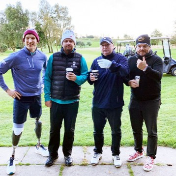 Record fundraising at On Course Foundation 10th annual golf day