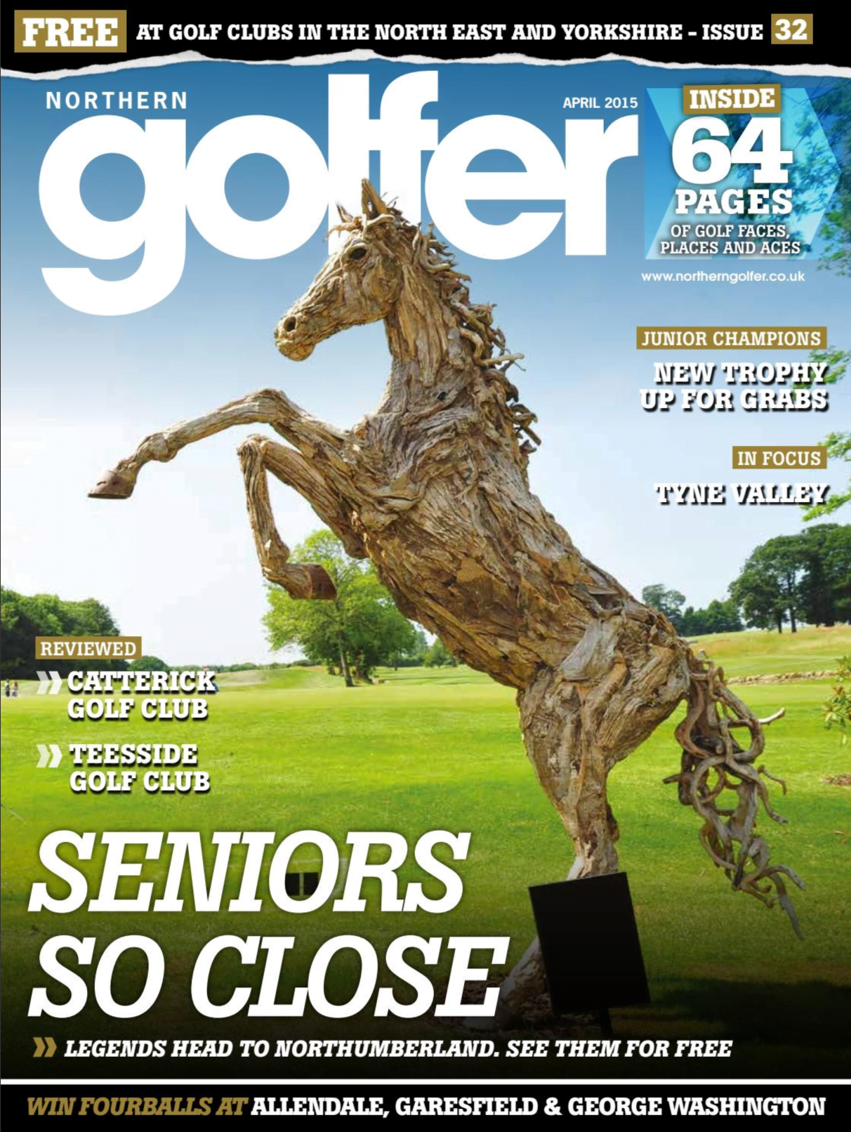 April issue 42 Click here to view